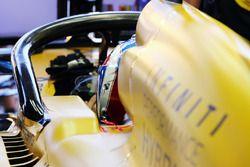Jolyon Palmer, Renault Sport F1 Team RS16 avec le Halo