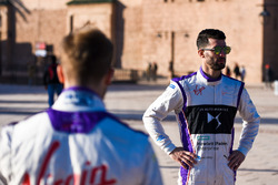 Sam Bird, DS Virgin Racing e Jose Maria Lopez, DS Virgin Racing