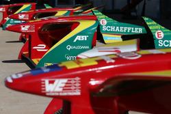 Car detail, ABT Schaeffler Audi Sport