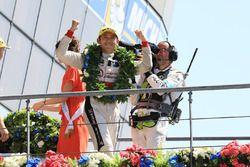 Первое место в зачете LMP2: Тун Хопинь, DC Racing