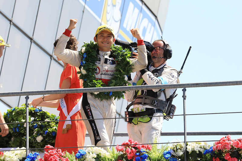 Ho-Pin Tung, Sieger LMP2