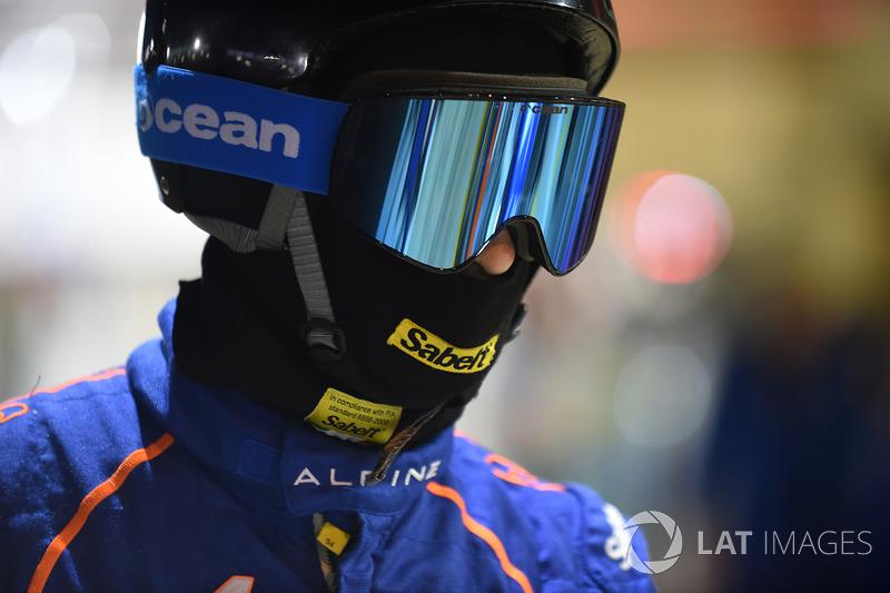 Teammitglied: Signatech Alpine