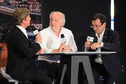 Bruno Vandestick, Pierre Fillon, ACO Presidente, David Richards
