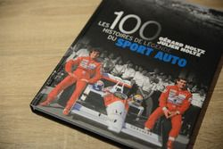 Les 100 histoires de légende du sport auto