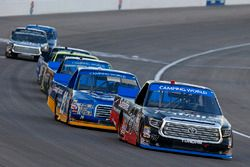 Ben Rhodes, ThorSport Racing Toyota and Chase Briscoe, Brad Keselowski Racing Ford