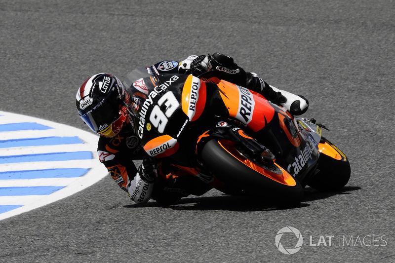 328 Punkte: Marc Marquez 2012 (Moto2)