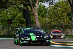 Lamborghini Huracan S.GTCup #104, Antonelli Motorsport: Desideri-Necchi