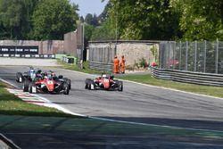 Guan Yu Zhou, Prema Powerteam, Dallara F317 - Mercedes-Benz, Callum Ilott, Prema Powerteam, Dallara