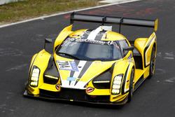 #704 Traum Motorsport, SCG SCG003C: Thomas Mutsch, Andreas Simonsen, Felipe Fernandez Laser