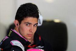 Esteban Ocon, Sahara Force India
