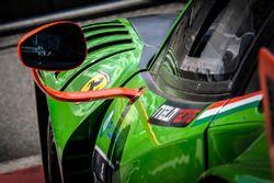 Rinaldi Racing detail