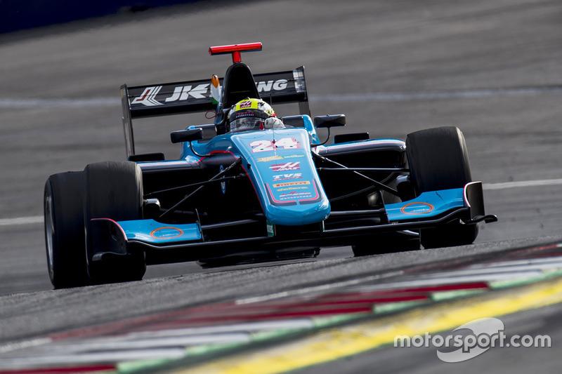 Arjun Maini (GP3 Austria)