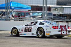 #66 TA Ford Mustang, Denny Lamers, Lamers Racing