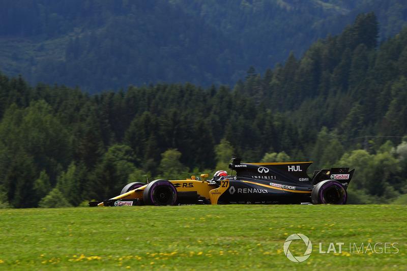 13. Nico Hülkenberg, Renault Sport F1 Team RS17
