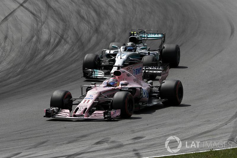 8 місце — Серхіо Перес (Мексика, Force India) — коефіцієнт 201,00