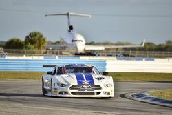 #36 TA Ford Mustang, Cliff Ebben