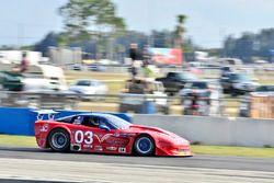 #17 TA2 Chevrolet Camaro, Scott Lagasse Jr., Team SLR