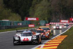 #2 Porsche Team, Porsche 919 Hybrid: Timo Bernhard, Earl Bamber, Brendon Hartley