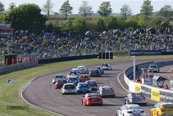 Start, Colin Turkington, West Surrey Racing, BMW 125i M Sport