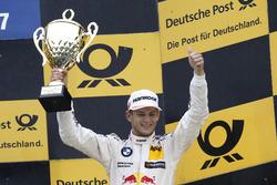 Podium: le troisième Marco Wittmann, BMW Team RMG, BMW M4 DTM