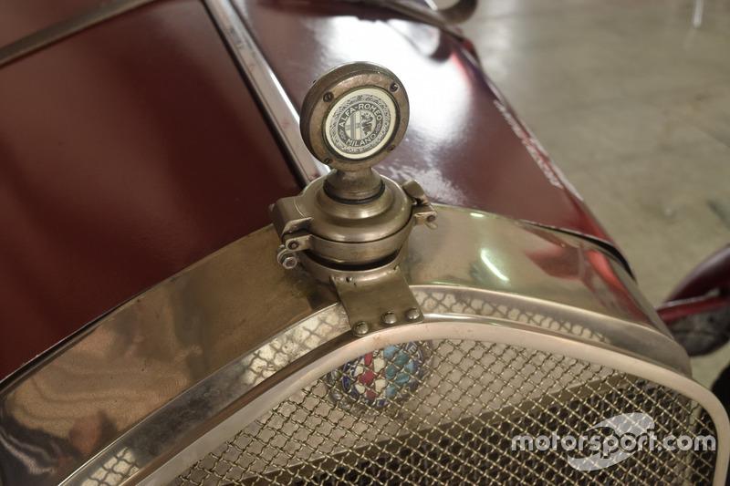 Sospensione anteriore Alfa Romeo storica