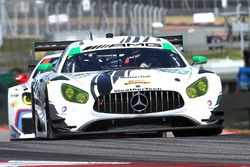 #50 Riley Motorsports, Mercedes AMG GT3: Gunnar Jeannette, Cooper MacNeil
