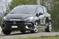 Denis Genton, Opel Corsa OPC, Guex Motorsport