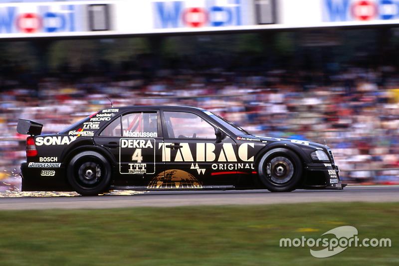 Jan Magnussen, AMG Mercedes C-Klasse