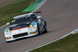 Richard Taffinder, Martin Plowman, UltraTek Racing, Team RJN, Nissan 370Z GT4