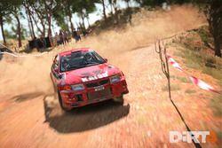 Dirt 4 ekran görüntüsü