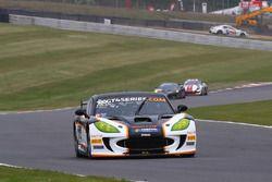 Charlie Robertson, Tom Hibbert, Ginetta Cars, Ginetta G55 GT4