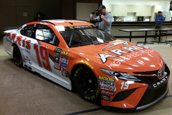 Car of Daniel Suarez, Joe Gibbs Racing Toyota