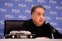 Sergio Marchionne, CEO Fiat Chrysler Automobiles