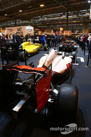 Секция журнала F1 Racing