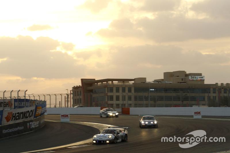 #911 Herberth Motorsport Porsche 991 GT3 R: Daniel Allemann, Ralf Bohn, Robert Renauer, Alfred Renauer, Brendon Hartley