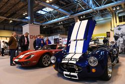 Ford GT40, AC Cobra, Jaguar E-Type