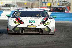 №27 Dream Racing Lamborghini Huracan GT3: Седрик Сбирраццули, Лоуренс ДеДжордж, Рафаэле Джанмария, П