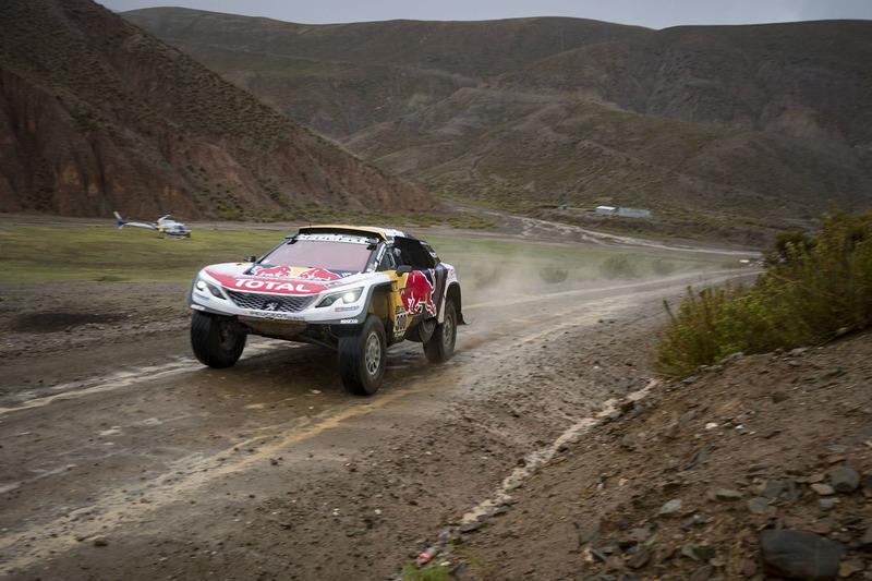 Étape 5, Tupiza - Oruro
