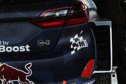 M-Sport, Ford Fiesta WRC detail