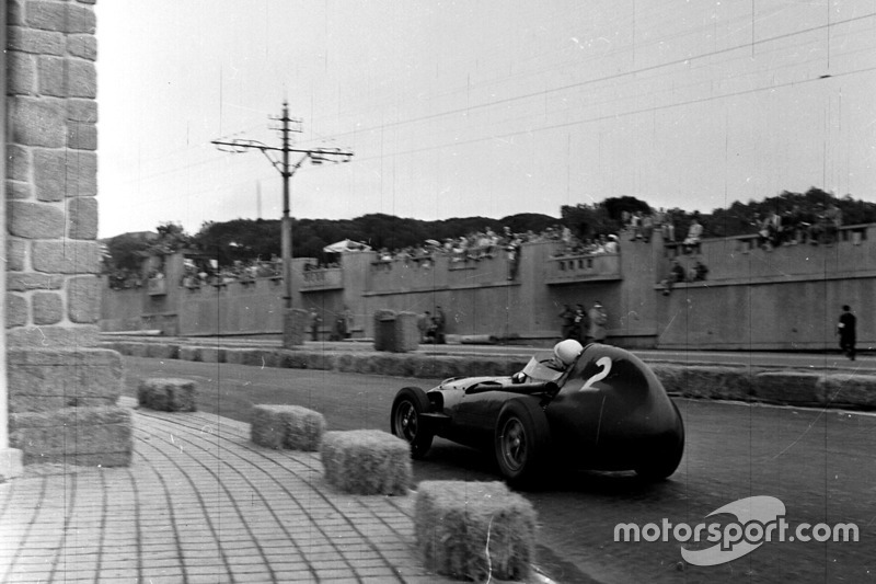 Stirling Moss, Cooper-Climax, GP de Portugal de 1958