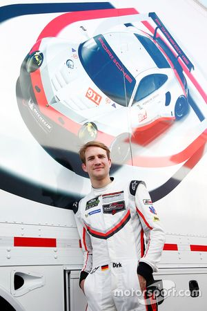 Дирк Вернер, Porsche Team North America