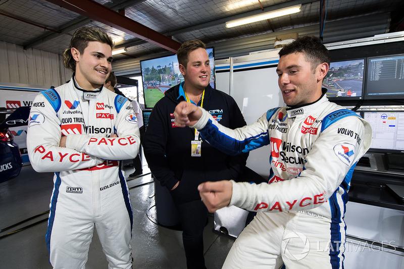 James Golding, Garry Rogers Motorsport, Richard Muscat, Garry Rogers Motorsport