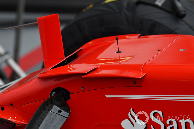Ferrari SF70H: Winglets auf der Nase