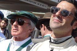 Ecurie Ecosse Tribute : Jackie Stewart and Dario Franchitti