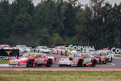 Juan Manuel Silva, Catalan Magni Motorsport Ford, Jose Manuel Urcera, Las Toscas Racing Chevrolet, Juan Pablo Gianini, JPG Racing Ford