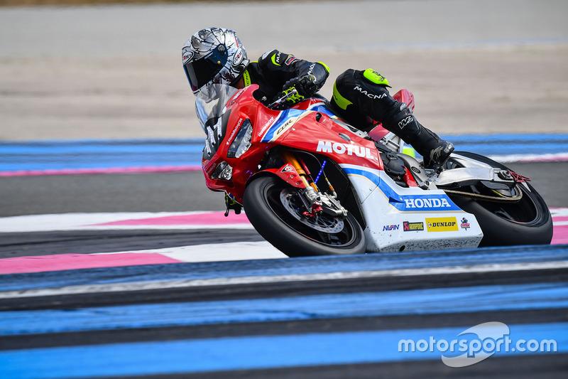 5. #111 Honda Endurance Racing, Honda: Gregory Leblanc, Sebastien Gimbert, Yonny Hernandez