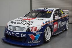 James Moffat, Richard Muscat, Garry Rogers Motorsport Holden