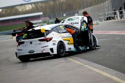 Jasmin Preisig, Lubner Motorsport, Opel Astra TCR