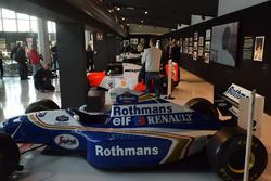Formel-1-Autos von Ayrton Senna