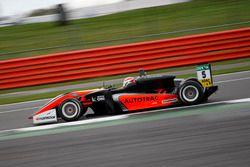 Pedro Piquet, Van Amersfoort Racing, Dallara F317 - Mercedes-Benz